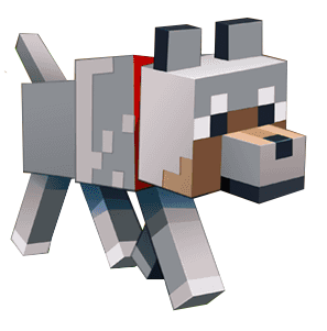 minecraft education dog